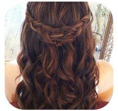 prom hair ??
