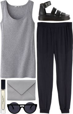 """""""lazy day"""" by rosiee22 ❤ liked on Polyvore"""