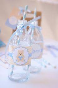 Más Chicos: 25 Ideas para decorar un Baby Shower de varón Ideas Bautizo, Baby Shawer, Ideas Para Fiestas, Candy Table, Baby Party, Baby Boy Shower, Children, Birthday, Crafts