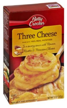 The more cheese the merrier.