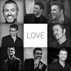 George Michael- One of the Best Singers & Song Writer of all time. Died of Heart attack he was Al Pacino, Andrew Ridgeley, George Michael Wham, Michael Love, Music Is Life, Music Bands, Beautiful Men, Beautiful Voice, Absolutely Gorgeous