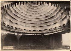 Inside the Schauspielhaus, Berlin