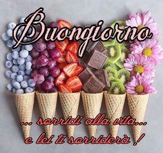 buongiorno Honeymoon Planning, Good Mood, Happy Day, Good Morning, Happy Birthday, Cristiani, Sicilian, Dolce, Night