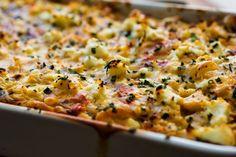 NYT Cooking: Gratinee of Cauliflower