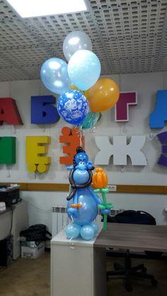 Djin#воздушныешары# джин#ballons