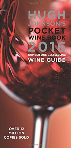 Hugh Johnsons Pocket Wine Book 2016 * Details can be found by clicking on the image.