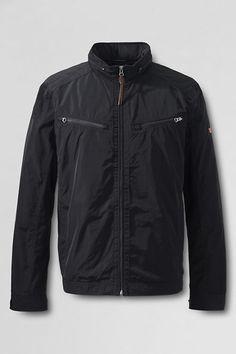Men's Moto Jacket from Lands' End
