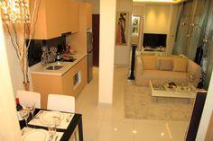 Arcadia Beach Resort - 2 Bedroom Showroom by Heights Holdings