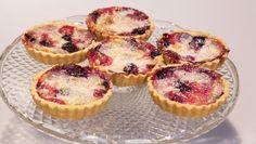 Makkelijke roodfruitgebakjes - Rudolph's Bakery | 24Kitchen