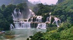 Cachoeiras Mais Bonitas do Mundo- Ban Gioc-Detian, China