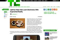 http://techcrunch.com/2013/05/31/lightup-helps-kids-learn-electronics-with-augmented-reality/ ... | #Indiegogo #fundraising http://igg.me/at/tn5/