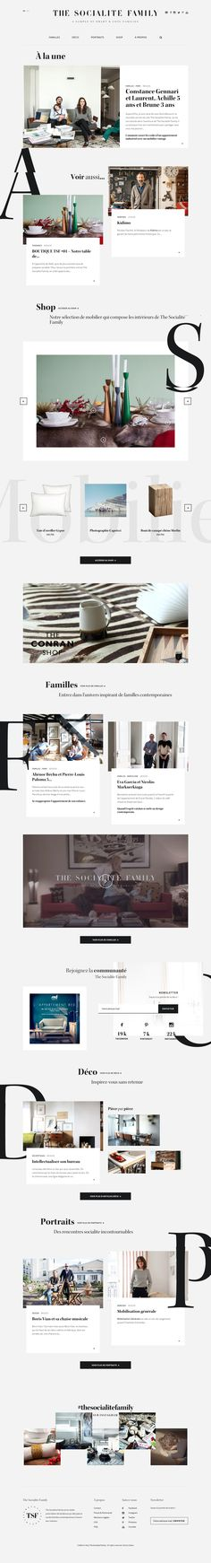 The Socialite Family — Clean & efficient. Nice grid. http://www.thesocialitefamily.com