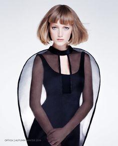 Sassoon Salon | Inspirationen für Frisuren und Styles I Mittlere Länge