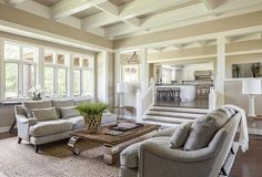 Family Room. Sunken Family Room. #Sunken #familyRoom Christies Real Estate