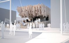 Latvia Pavilion At Expo Milano 2015 - Picture gallery