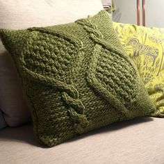 It's my first real project. I'm learning as I go. Beyond a basic knit and purl it will all be new and I'll work it out when I get there!  I don't think I'd ever finish it if it was for myself, but because it's a present, I've got an extra incentive.  I'm hoping to have it done in about 6 weeks, if not sooner.  Update July 7th: after a short break, I've just finished the bottom half of the back and the turning row. Next up, the front and I'm going to need to learn what to do with a cable…