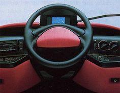 Fiat Downtown (1993) Concept