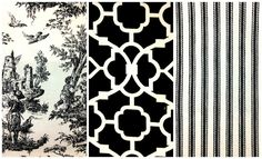 How To Combine Pattern: A DIY guide to decorating with color & pattern. my fave!