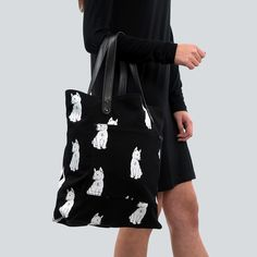Be the leader of your pack. Litter Tote Bag NOMAD