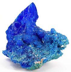 Chalcanthite from Braden Mine,  El Teniente, Rancagua, Cachapoal Province, Chile [db_pics/pics/pas-167a.jpg]