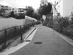 #Streetphotography #Black&White #Monochrome in Kobe, Japan, April 5, 2014 | EyeEm