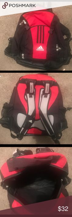 Adidas Backpack No rips nor Tears ready to be used by you. adidas Bags Baby Bags