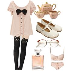 """""""Untitled #126"""" by technicolour-mermaid on Polyvore"""