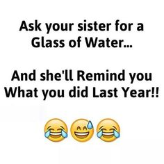 Super Ideas For Funny Mom Memes Humor Brother Sister Jokes, Sister Quotes Funny, Brother Sister Quotes, Funny Mom Memes, Funny Quotes For Teens, Girly Quotes, Funny Quotes About Life, Funny Facts, Mom Humor