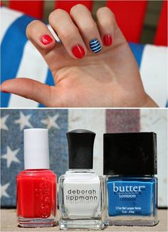 Red, White, & Cute!