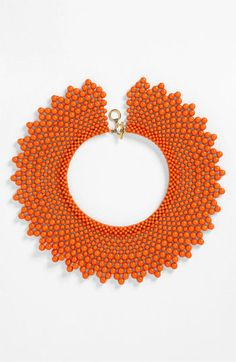 Natasha Couture Beaded Collar Necklace | Nordstrom