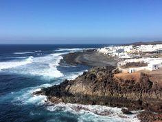 El Golfo, Lanzarote, Canary Islands.