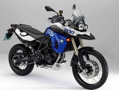 BMW gs 800 - the only bike I want