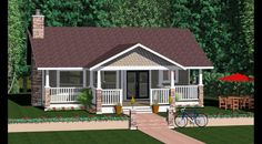 The Hartley Bay - Prefabricated Home Plans | Winton Homes