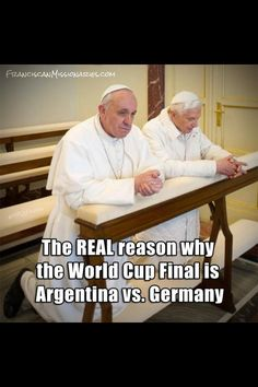 Mundial de Futbol 2014. It's true! Lol!