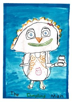 Entry by Joelle Chow (7 years old) http://www.anorakmagazine.com/blog/crazy-monsters-drawing-competition.html