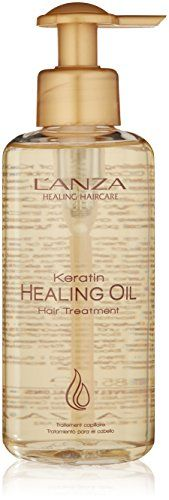 LANZA Keratin Healing Oil Hair Treatment 62 oz * Check out this great product.-It is an affiliate link to Amazon.