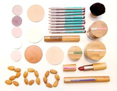 ZAO certified organic makeup is made with 100% natural ingredients!