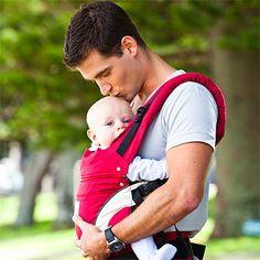 Manduca Baby Carrier Red