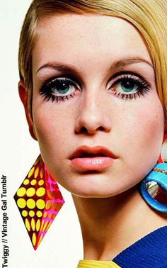 NewYorkDress Blog // Mad About #Mod // Click through for more! #Twiggy