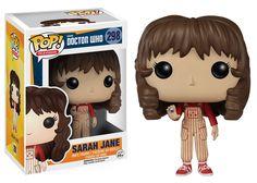 Funko Pop TV: Doctor Who - Sarah Jane Vinyl Figure
