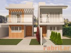 3 Storey House Design, House Roof Design, Country House Design, Duplex House Design, Small House Design, Facade House, Minecraft Modern, Beautiful House Plans, Model House Plan