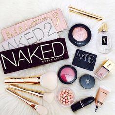 Makeup collection goals.