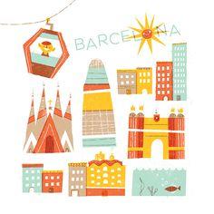 Lydia Nichols Barcelona (always in my heart)