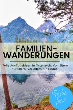 Austria, Mountains, Places, Winter, Advent, Nature, Travel, Adventure Awaits, Hiking With Kids