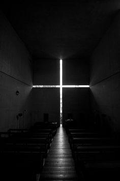 THE CHURH OF LIGHT | TADAO ANDO — Patternity