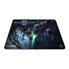 Tapis de souris 'Starcraft II : Wings of Liberty': Amazon.fr: Jeux vidéo
