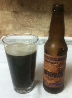 Maple Nut Brown Ale from Tommyknocker Brewery We didn't care for this, found it too sweet