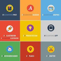 Lo sapevi? Puoi ricercare i designer pubblicizzati almeno una volta da DT su instagram ricercando gli hashtag a seconda della categoria che ti interessa.  Use #DesigntowerMe to tag your pics  @designtower.eu  #blog #art #madeinitaly  www.designtower.eu _________ #handmade #design #style #etsy #italianillustrator #blogger #illustration #italiandesign #italiandesigner #vsco #vscocam #designer #madeinitaly #italianblogger #italiandesign #art #graphic #graphicdesigner #italy #italia #milan #icon…