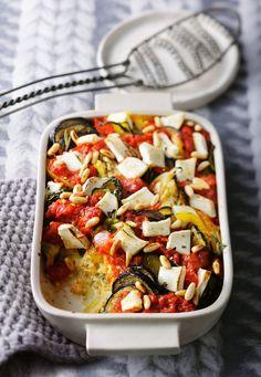 Hirse mit Gemüse gebacken - smarter - Zeit: 50 Min. | eatsmarter.de