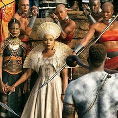 queen mother of black panther Black Panther Marvel, Black Panther 2018, My Black Is Beautiful, Black Love, Black Art, Dc Movies, Marvel Movies, Film Black, Wakanda Marvel